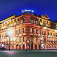 Radisson SAS Royal Hotel, Saint-Petersburg, Russia